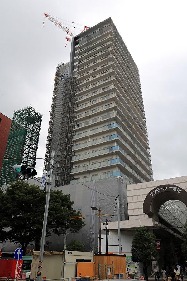 ザ 仙台タワー 一番町レジデンス...