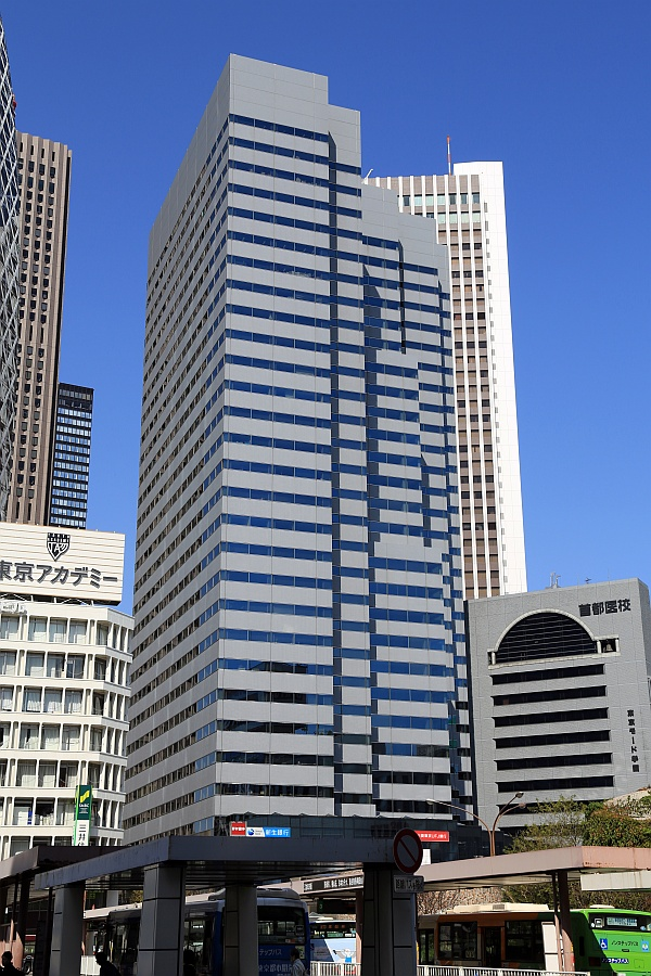 新宿エルタワー | 東京都新宿区