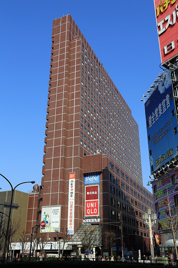 ホテル 新宿 プリンス