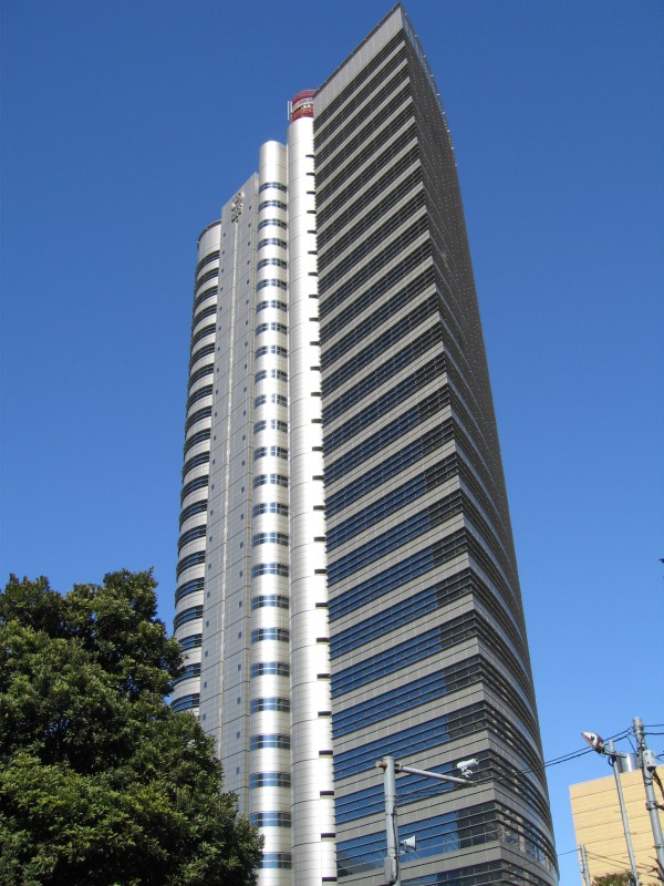 NTT東日本 新宿本社ビル