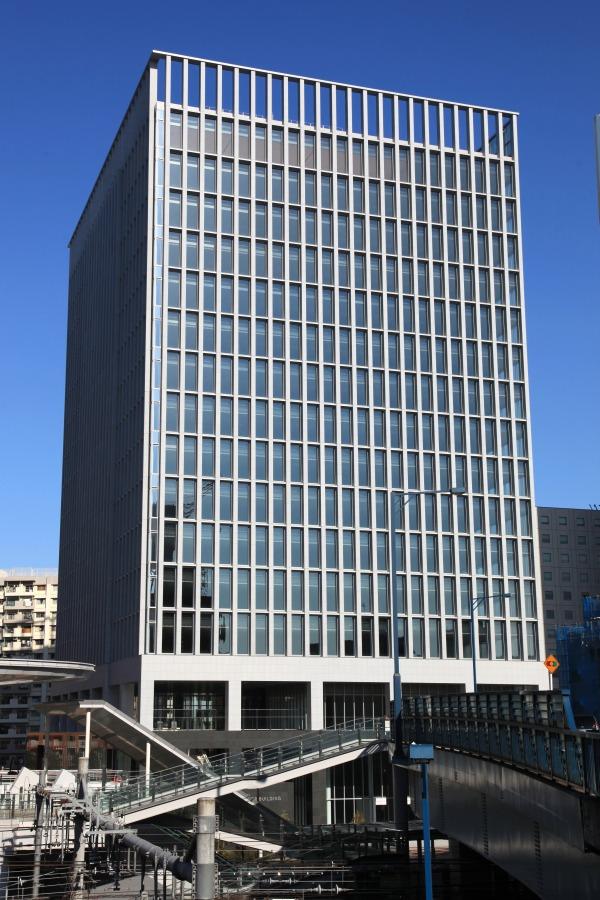 2009年03月02日撮影の大崎センタービル 物件概要 名称 大崎センタービル 住所   東京都