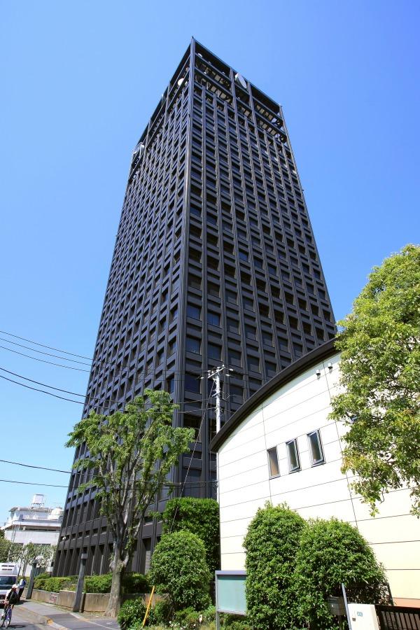 NTTドコモ中野ビル NTTドコモ中野ビル   東京都中野区 NTTドコモ中野ビル   超高層ビ