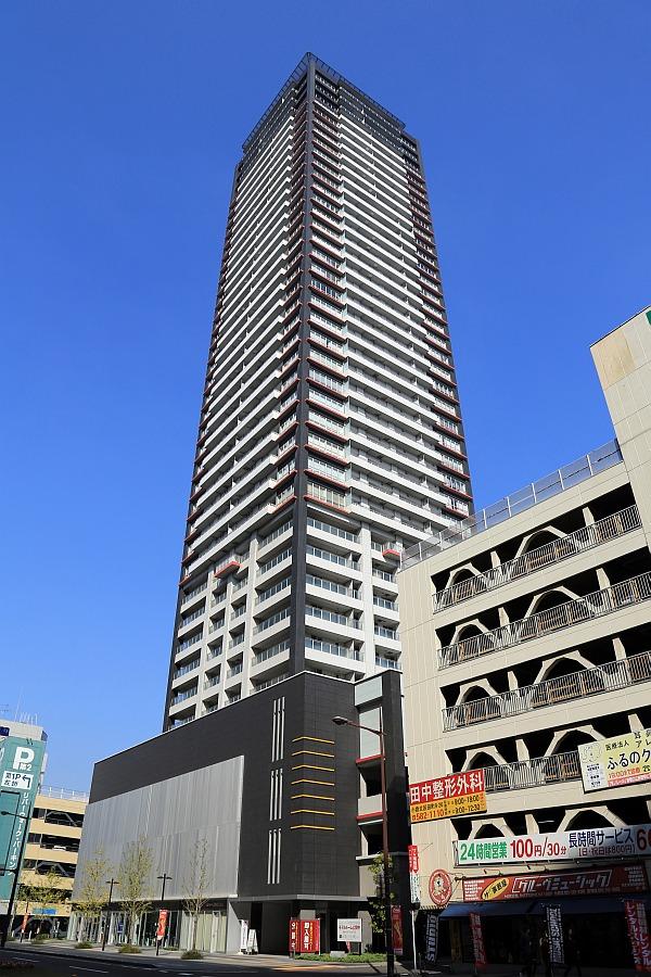 小倉D.C.TOWER | 福岡県北九州市